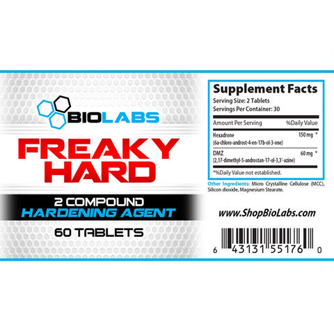 Image of BioLabs - Freaky Hard - 732Supplements.com