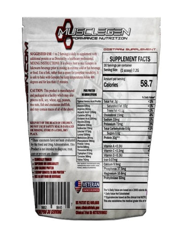 MuscleGen Research, Inc. - GenePro, 30 Servings - 732Supplements.com