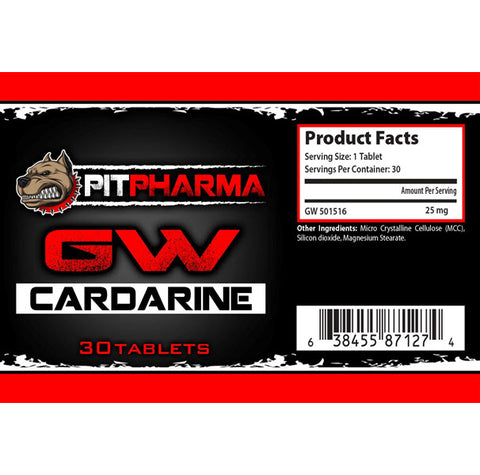 Image of Pit Pharma - GW - 732Supplements.com