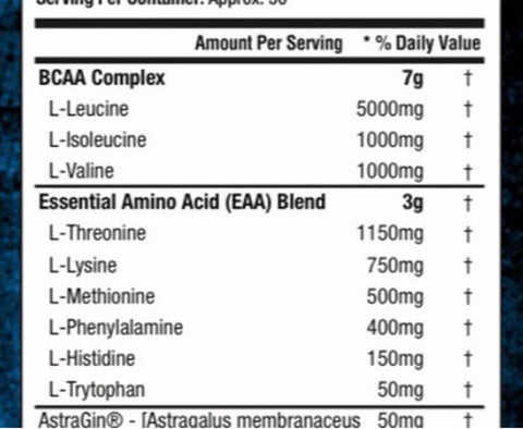 Image of Legendary Labs - Hydra Amino - 732Supplements.com