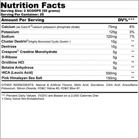 Image of Chemix - Intra-Workout - 732Supplements.com