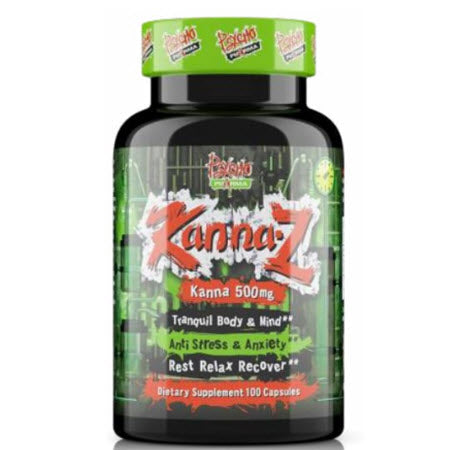 Psycho Pharma - Kanna Z - 732Supplements.com
