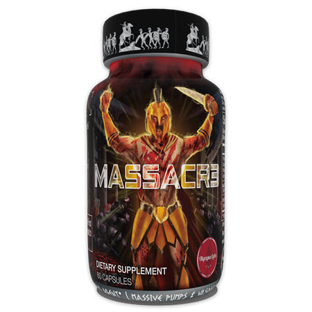 Olympus Labs - Massacr3 - 732Supplements.com