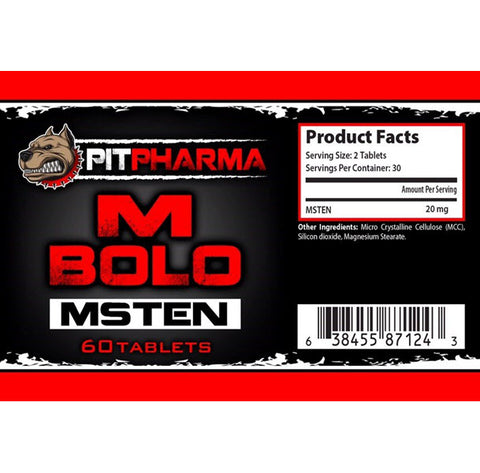 Image of Pit Pharma - M Bolo - 732Supplements.com