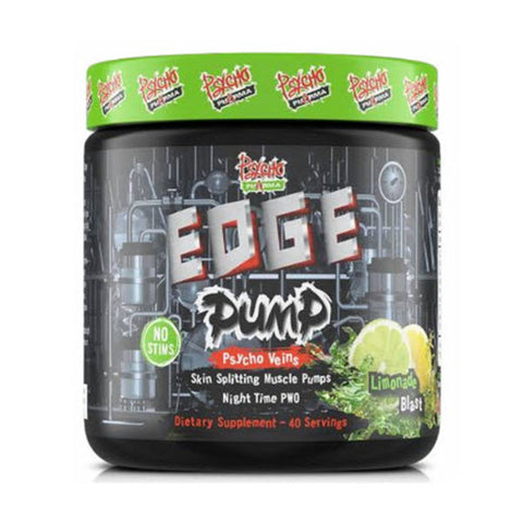 Image of Psycho Pharma - Edge Pump - 732Supplements.com
