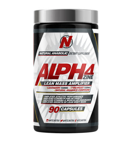 NTel Nutra - Alphazine V2 - 732Supplements.com