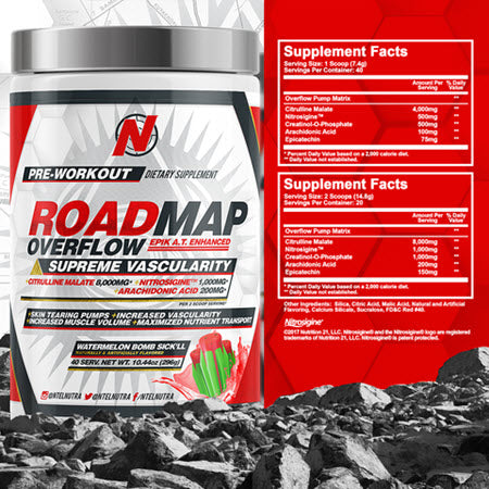 Image of NTel Nutra - RoadMap: Overflow - 732Supplements.com