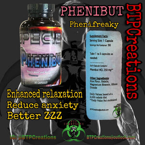 BTP Creations - Phenibut - 732Supplements.com