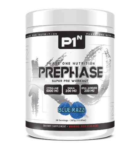 Phase One Nutrition – PrePhase - 732Supplements.com