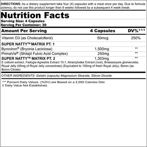 Black Magic Supply - Super Natty - 732Supplements.com