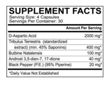 EPG - TestoShred Boost - 732Supplements.com