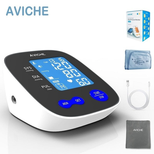 Automatic Digital Arm Blood Pressure Monitor - ES10 Without Adapter