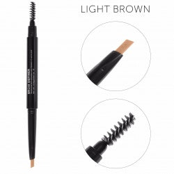 CC BROW WATERPROOF BROW DEFINER - LIGHT BROWN