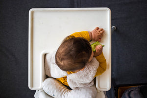 Benefits of Letting Your Baby Feed Themselves