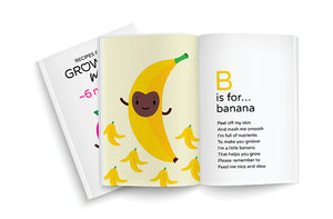 B is for Banana recipe poem