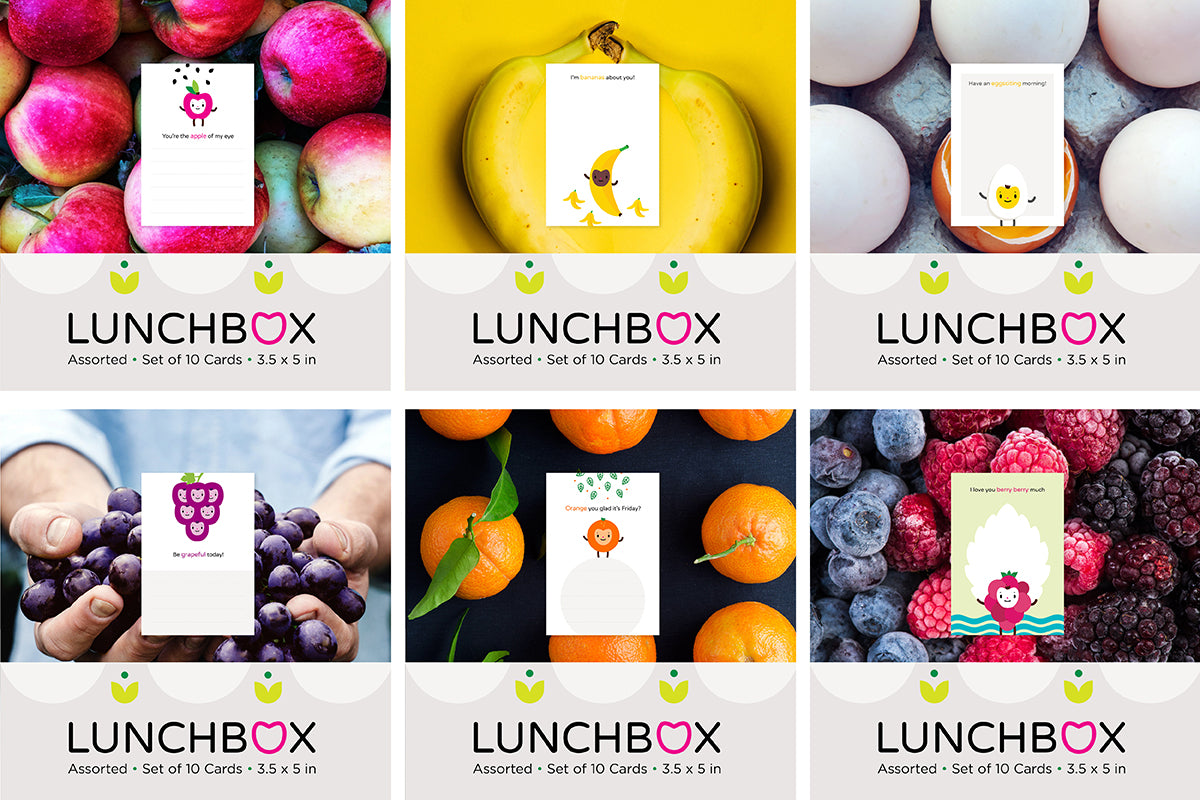 Lunchbox Cards social media campaign