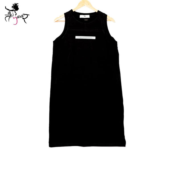 Casual Cotton Minimalist Dress