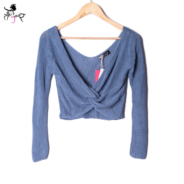 Crop Pullovers (Sweater)