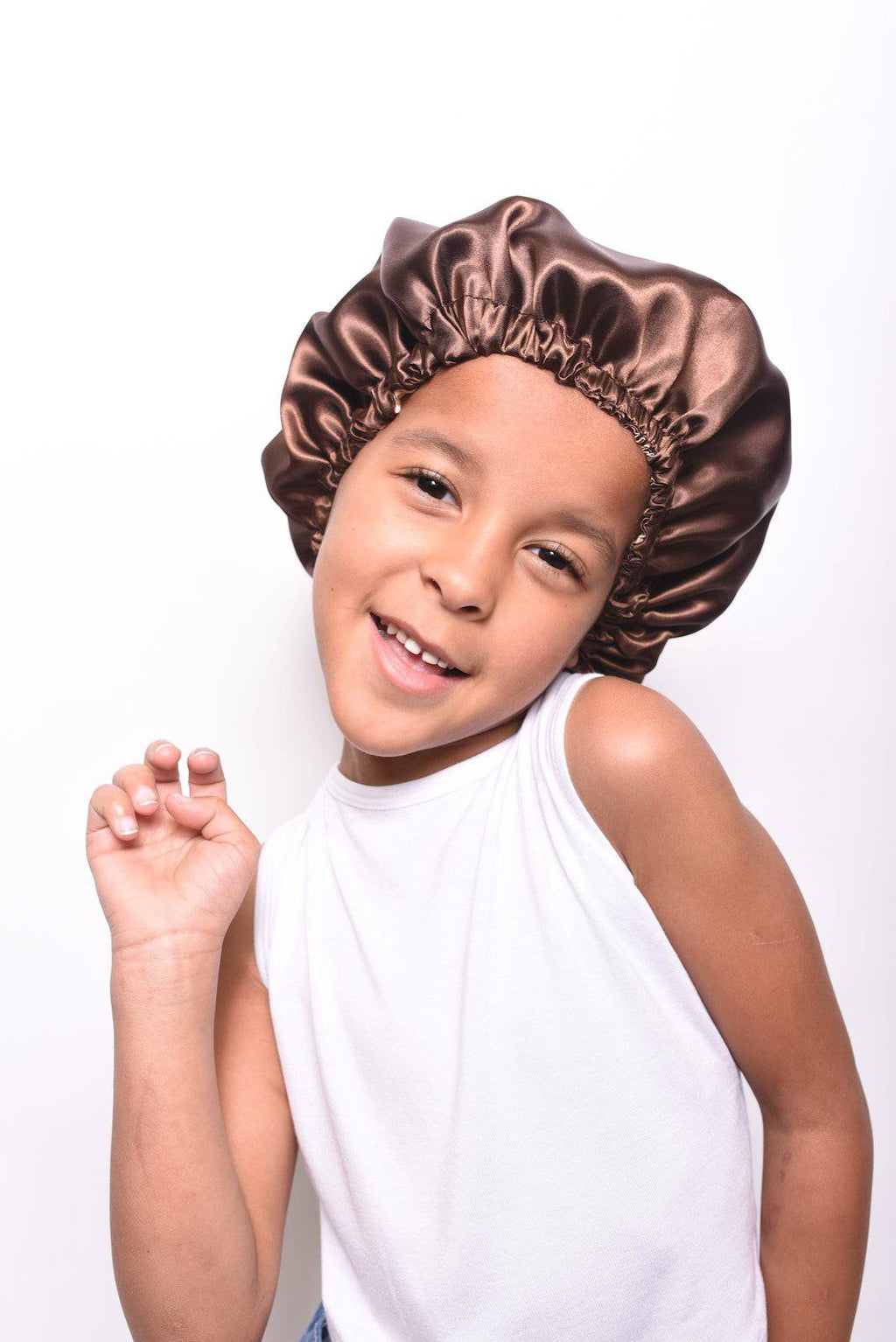 Kids Satin Hair Bonnet Extra Small