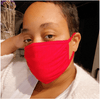 WHOLESALE BLACK FACE MASK Case of 100