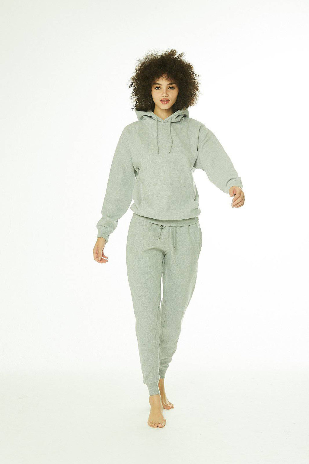 Core: Unisex Classic Jogger Heather Gray - SHON SIMON