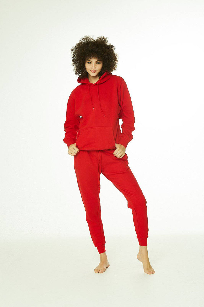 Core: Unisex Classic Jogger Red