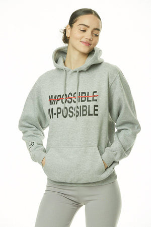 Shon Exclusive Impossible I'm Possible Hoodie - SHON SIMON