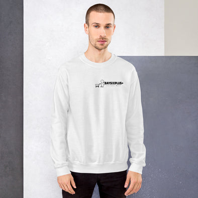 Bay Six Plus Unisex Sweatshirt - BAY SIX PLUS