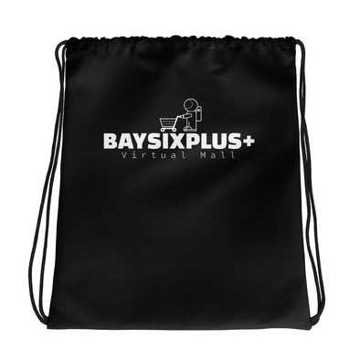 Bay Six Plus Drawstring Bag - BAY SIX PLUS