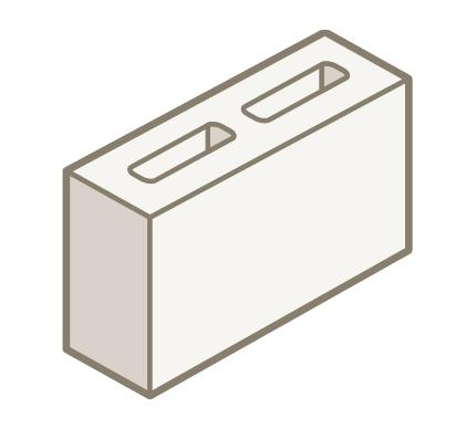 Sydney 10.02 90mm Three Quarter Length Block