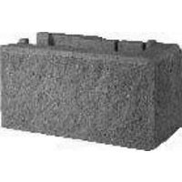 Adbri Masonry Versawall 390x215/190x200mm Left Hand Corner Retaining Wall Block