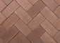 AUSTRAL BRICKS ALFRESCO PAVERS 230X114X50mm (SOLD IN FULL PACKS OF 480 ONLY)