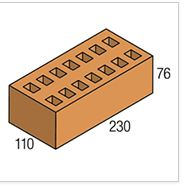 AUSTRAL BRICKS UNIVERSAL PURPOSE MADE COMMON BRICK (SOLD IN FULL PACKS OF 400 ONLY)