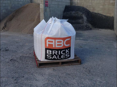50/50 Brickies Loam  - 1m3 Bulka Bag