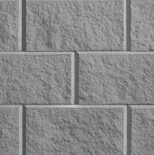AUSTRAL MASONRY SYDNEYSTONE RIGHT HAND CORNER BLOCK 340x140x198mm