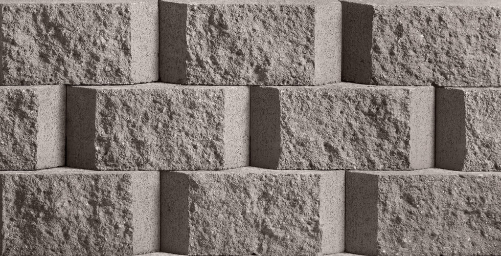Daydream Wall Block 295x203x130mm CHARCOAL