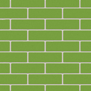 AUSTRAL BRICKS BURLESQUE DEEPENING GREEN DOUBLE HEADER (SOLD IN FULL PACKS OF 512 ONLY)