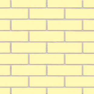 AUSTRAL BRICKS BURLESQUE ENCHANTING YELLOW DOUBLE HEADER (SOLD IN FULL PACKS OF 512 ONLY)
