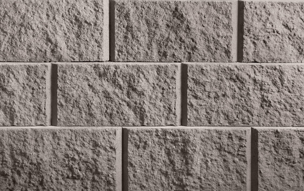 Fitzroy Wall Block 375x210x180mm CHARCOAL