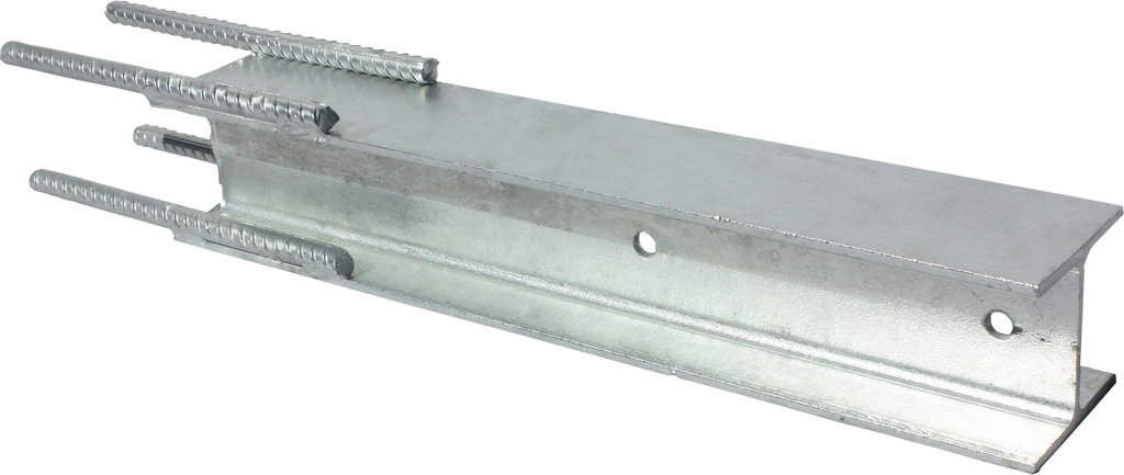 Austral Masonry Galvanised Steel H Posts 1550mm