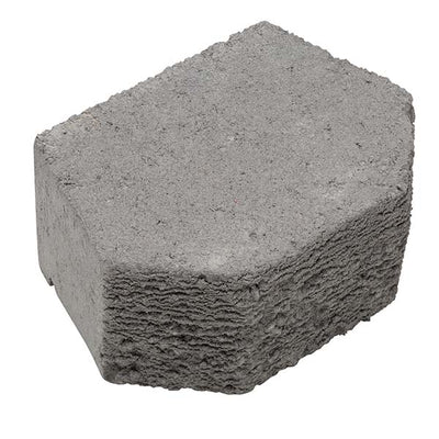NATIONAL MASONRY GARDENWALL SOFT SPLIT PLATINUM 295x210x125mm