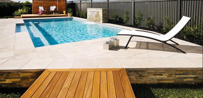 Edenstone Travertine 500x360x40mm Bullnose