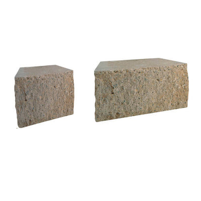 Adbri Masonry Sydney Meadow Stone 150/250 Combination Retaining Wall Block