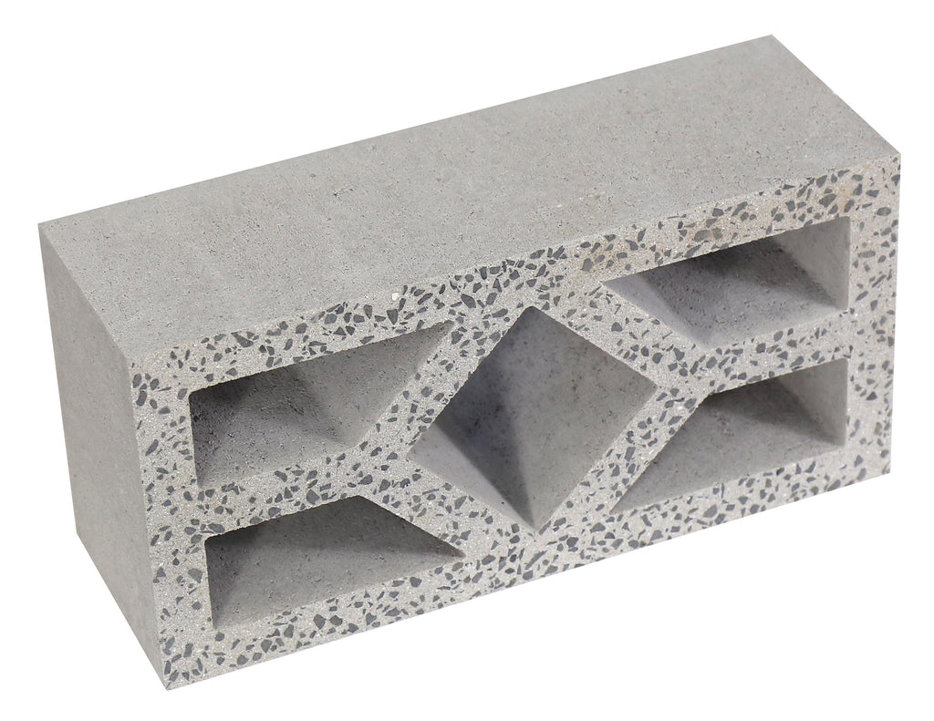 Breeze Blocks National Masonry - Rhombus 390L x 190H x 140W