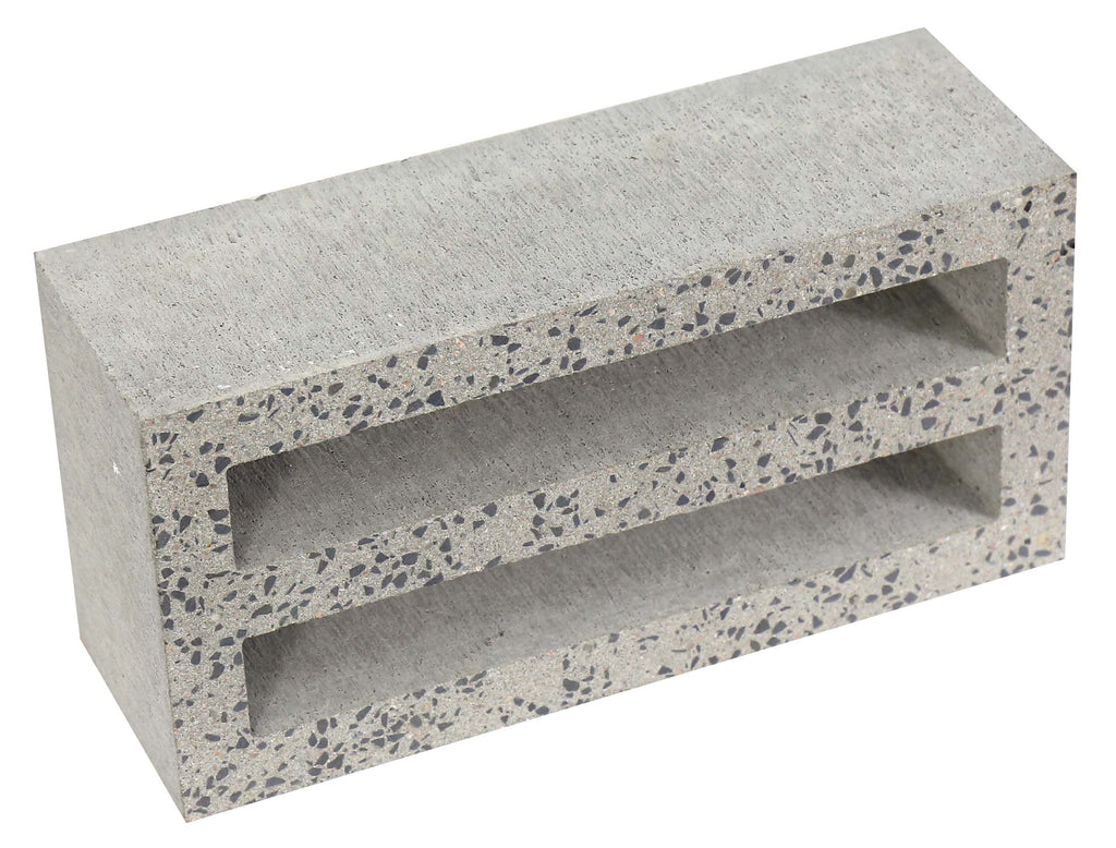 Breeze Blocks National Masonry - Sea Breeze 390L x 190H x 140W