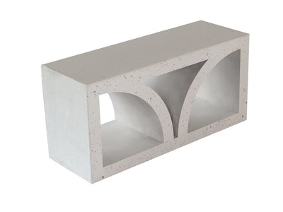 Breeze Blocks Austral Masonry - Arc     390L x 180W x 190H