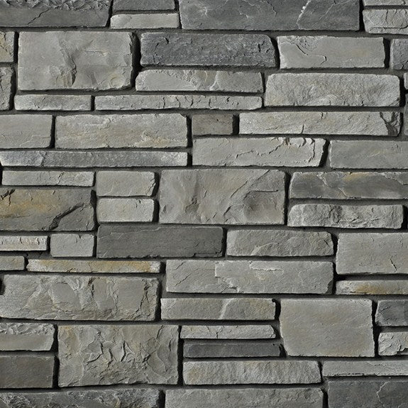 Cultured Stone Country Ledgestone Random Feature Wall Corners