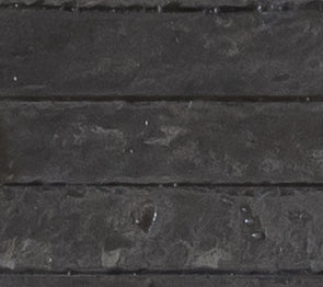 Austral Masonry Slate - Charcoal 1580x200x75mm Sleeper Retaining Wall