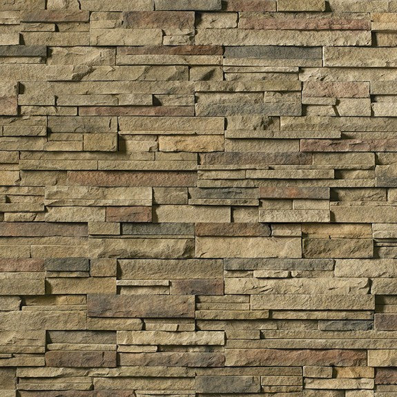 Cultured Stone Pro-Fit Alpine Ledgestone Random Feature Wall Corners