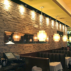 Cultured Stone Pro-Fit Ledgestone Random Feature Wall